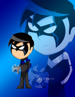 Nightwing by Ironmatt1995