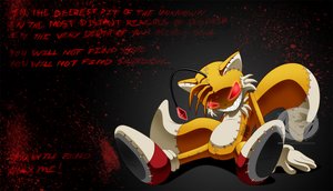 Tails Doll: Only Me by slimthrowed