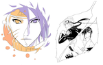 Unified//Divided: Naruto Shippuden Design Contest by Sing-sei