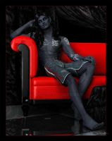 The Red Couch: Dubhchall by Mavrosh