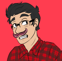 Mark doodle by Jaffasandjumpers