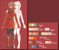 Autumn Adopt Auction {C} SB LOWERED + EXTENDED! by LadyDragonKia