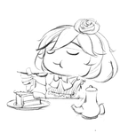 Cake Time by AlbinoGrimby