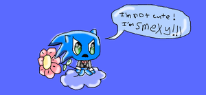 cute sonic chao by Eviana1