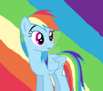Rainbow Dash by ZeldaGirlForever