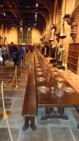 Another Table in the Great Hall by hellonlegs