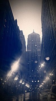 Gotham City by STORMCORROSION