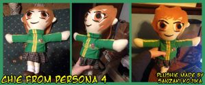 Chie Plush by kojika