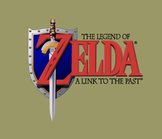 Zelda A link to The Past Blue by GGRock70