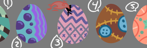 Egg Hatch-ables 1 by AAA-Adopts