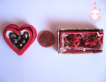 1:6 (RECYCLED) Box of Valentine's Day Chocolates by WindsorPhotography