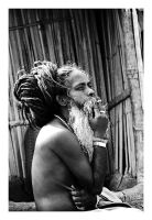 Sadhu at Chemaguri by sasonian37