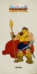 MotU - Tribal Clash: He-Ro by G-for-Galdelico