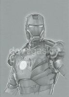 [2/3] Iron Man by BikerScout