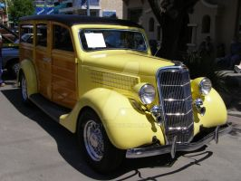 Ford Woody Wagon by Jetster1