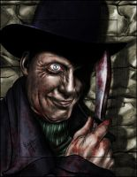 Jack the Ripper - Base-Card by superupaman