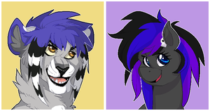 [kainaa.Busts] by Azzly