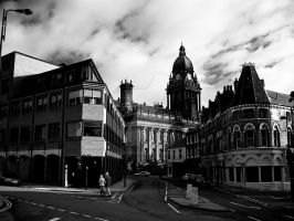 Leeds Town Hall by GaryTaffinder