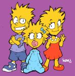 Dem Simpson Kids. by Kenji-Seay