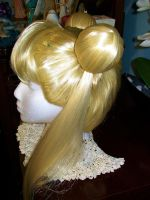Sailor Moon Wig From Side by Miss-Star-Bucket