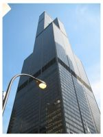 The Sears Tower by homrqt