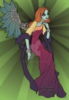 Angel Sally With Her Wings by RG-Studios