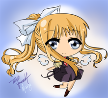 [ Contest ] Chibi Misuzu Kamio- Trust Yourself by CaptainMisuzu
