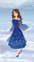 Elina - Snow Queen by IndyGirl89