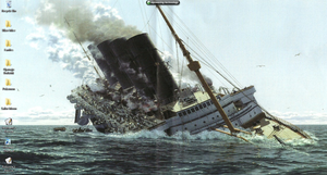 The Sinking of the Lusitania by HoshimyaIchigo