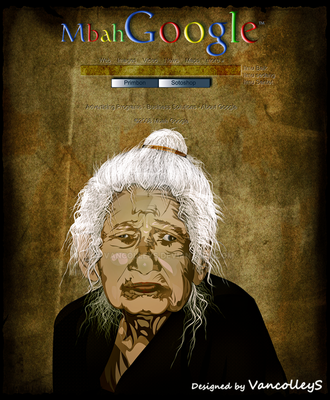 Mbah GOOGLE by VancolleyS