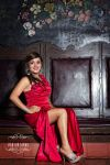 Lady in Red by roxycor