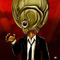 Not The Trout Mask Replica by Yulian-Ardhi