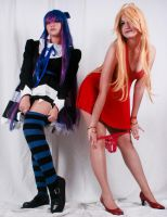 Panty Stocking by IgorTodd