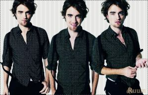 3 Robert for u' by Ruum