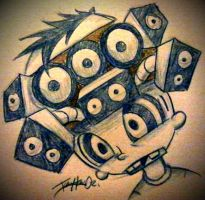 Dubstep on my mind. by koude123