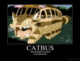 Catbus by Sithking-Zero