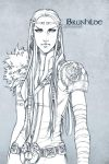 Brunhilde by Synke