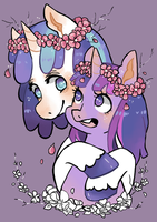 BBBFF's! by swampyfish