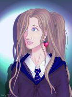 Luna Lovegood by Loony-Lucy