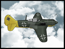 Warbirds: Arkady La-5FN by TheAngryFishbed