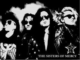 Sisters of Mercy by Shockstar83
