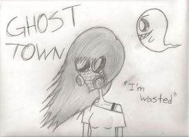 Ghost Town - i'm wasted by K2BunnyStyleFan