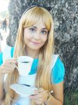 Do you want some tea too? [Alice Cosplay] by SakuraPamyu