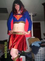 Supergirl Cross Dress by DarthCronus