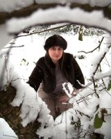 Snow Frame by photomystique