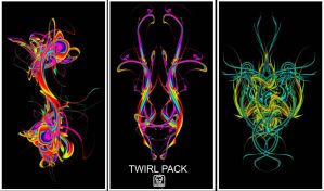 twirl pack by ucunk