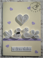 Quilling - card 97 by Eti-chan