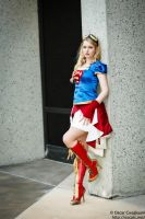 Steampunk Supergirl by ocwajbaum