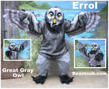 Great Gray Owl - FOR SALE by LilleahWest