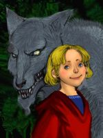 and the wolf, first. by Accolay